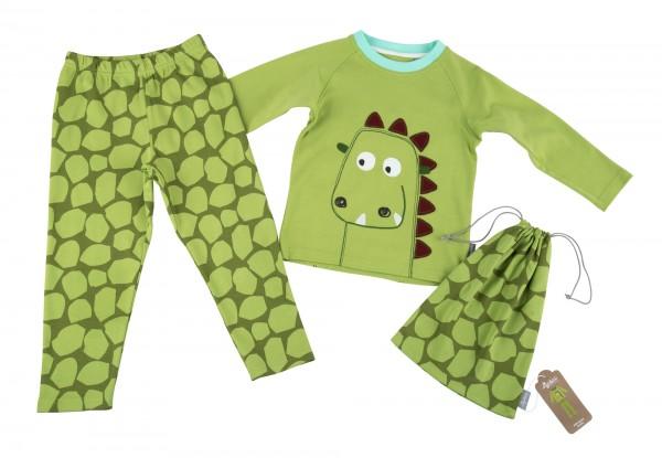 Jungen Schlafanzug mit Dino