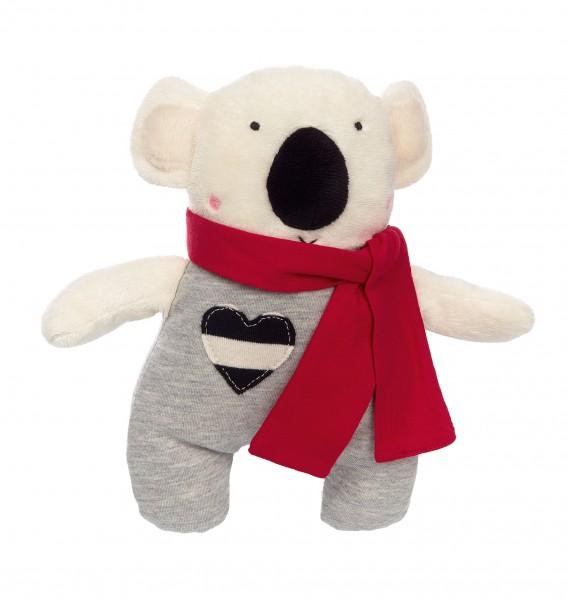 Kuschelfigur Koala Black & Whi