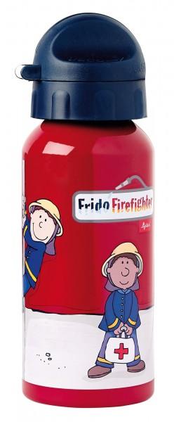 Kinder Trinkflasche für Jungs, Frido Firefighter