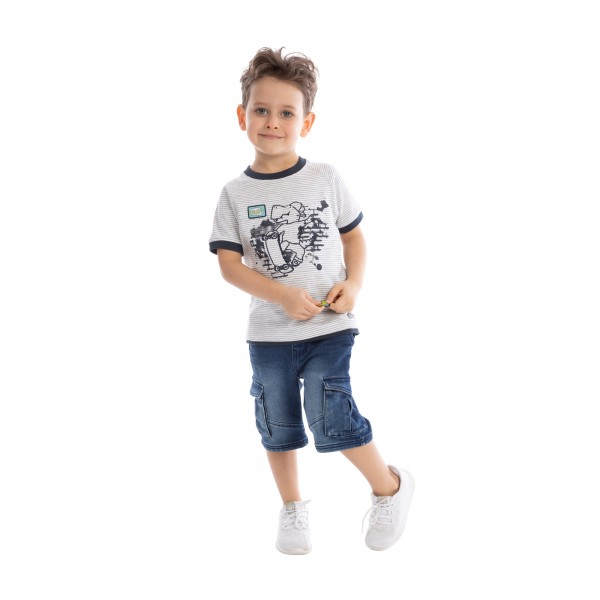 Jeans Bermuda, Mini