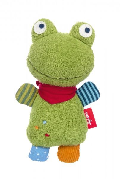 Rassel Flecken Frog