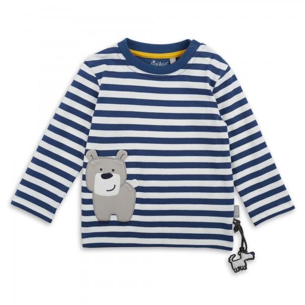 Baby Langarmshirt mit Bärchen Motiv