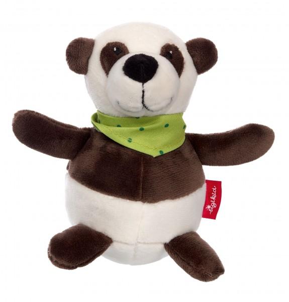 Stehauf-Panda Baby Activity