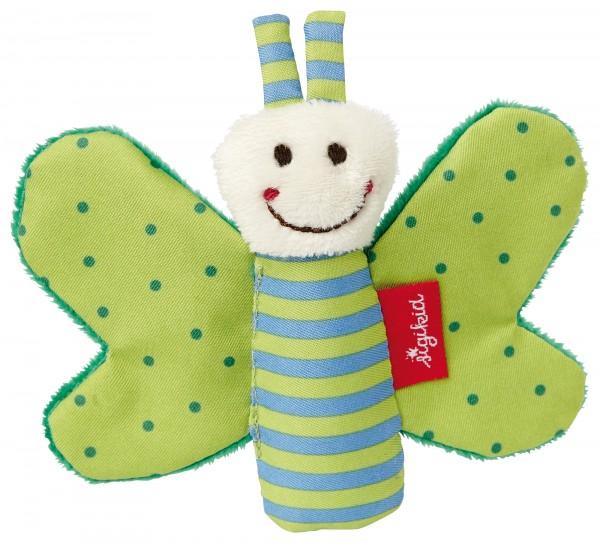 Knister-Schmetterling, grün