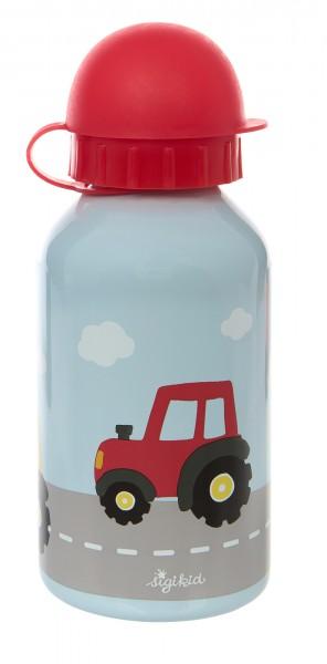 Trinkfl Traktor bl 350ml