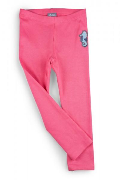 Mädchen Legging in Pink