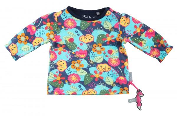 Buntes Baby Langarmshirt für Mädchen