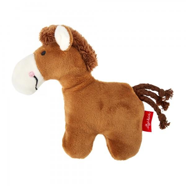 Rassel Pferd