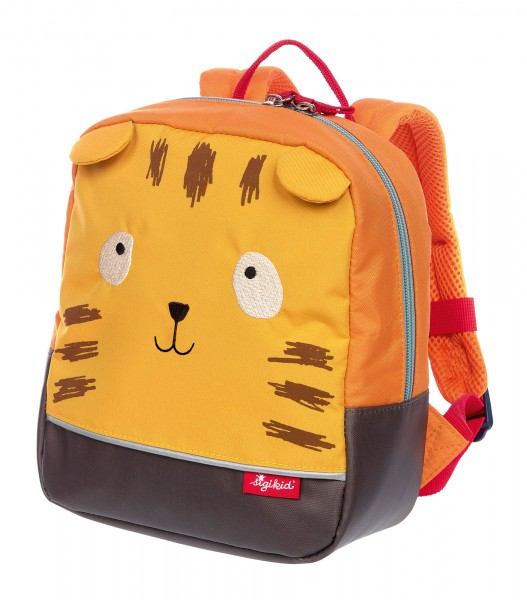 f83b4f42d1 sigikid Mini backpack Tiger | sigikid - First class for kids