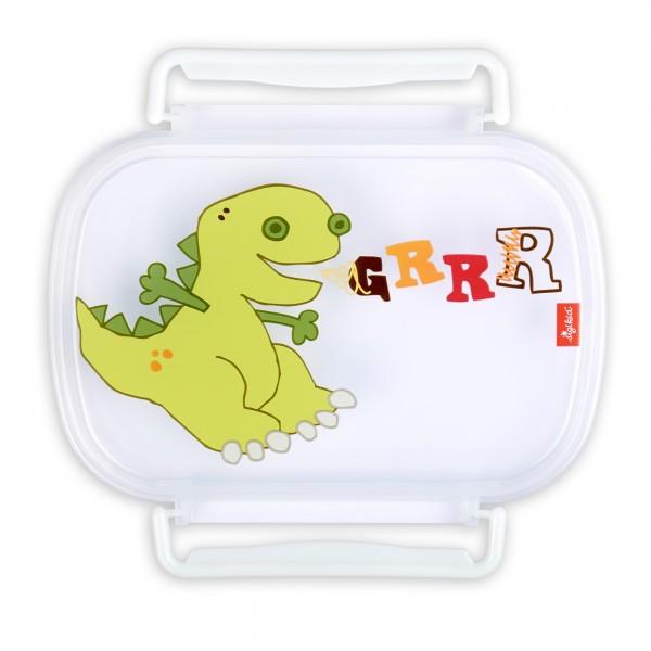 Brotbox-Ersatzdeckel Dino DibuDabaDinos