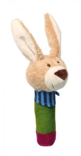 Greifling mit Quietsche Hase PlayQ