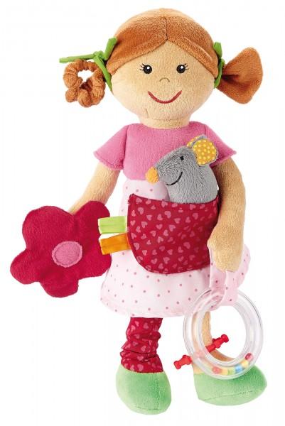 Lern-Puppe mit vielen Funktionen