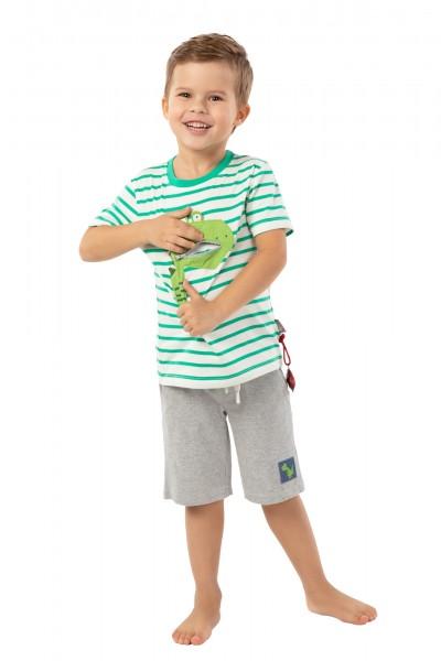 Bermuda shorts dinosaur