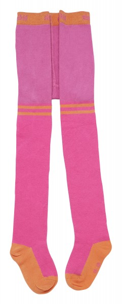 Pinke Mädchen Strumpfhose