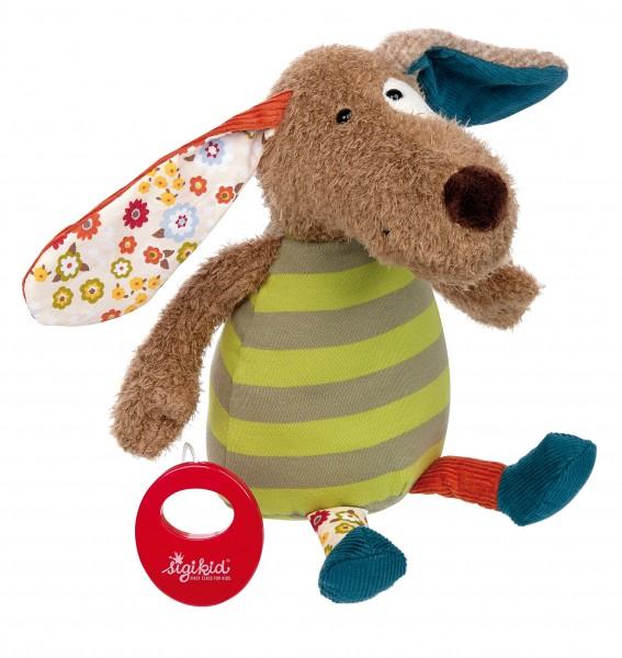 Spieluhr Hund Der grüne Fips