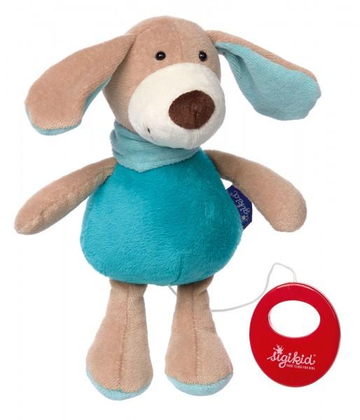 Spieluhr Hund