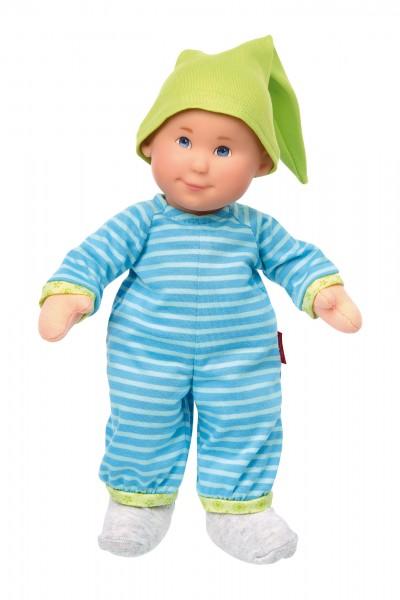 Puppe Pallimchen, blau