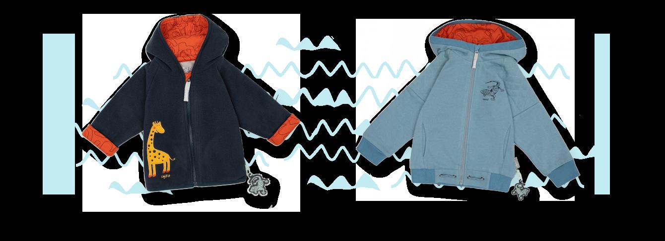 Snug jackets