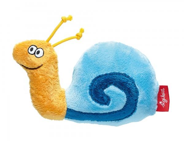 Rasselschnecke blau PlayQ