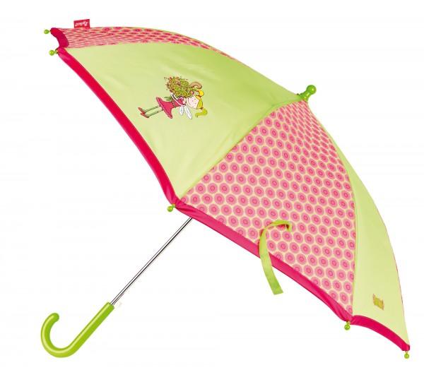 Mädchen Regenschirm mit Fee Florentine