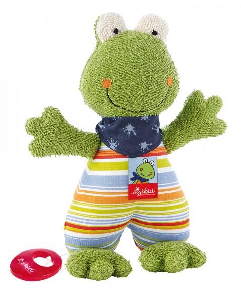 Spieluhr Frosch Fortis Frog