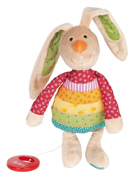 Spieluhr Hase Rainbow Rabbit
