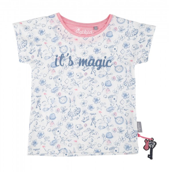 SIGIKID Mädchen T-Shirt It´s Magic