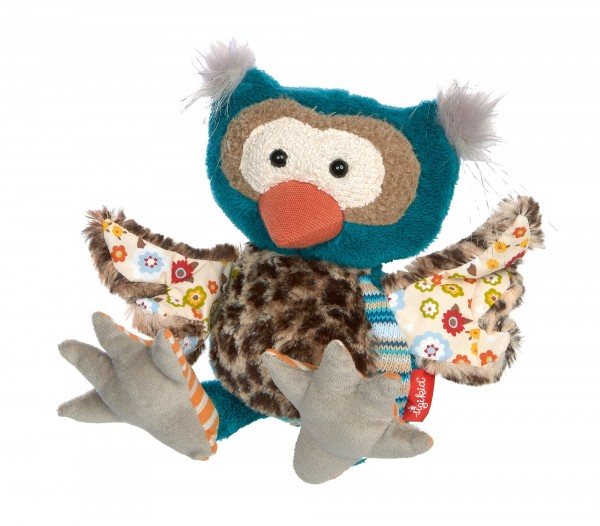 Eule Patchwork Sweety