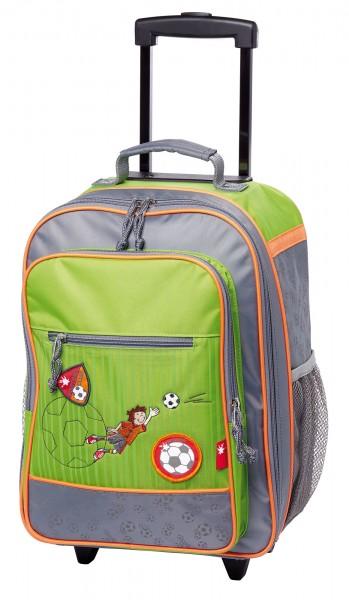 Kinderkoffer Trolley Fußballer Kily Keeper