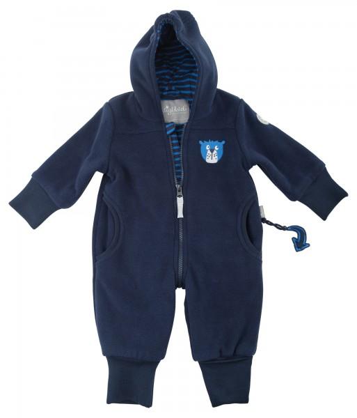 Kuscheliger Baby Fleece Overall für Jungen