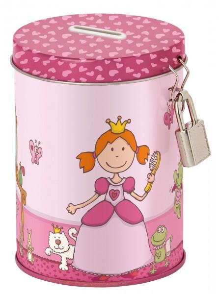 Mädchen Spardose mit Prinzessin Pinky Queeny