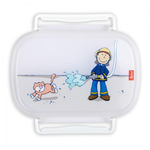 Brotbox-Ersatzdeckel Feuerwehr Frido Firefighter