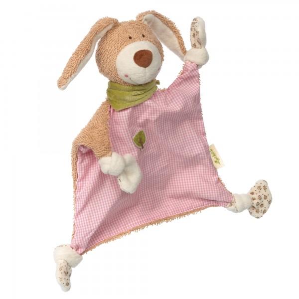 Organic Schnuffeltuch Hase