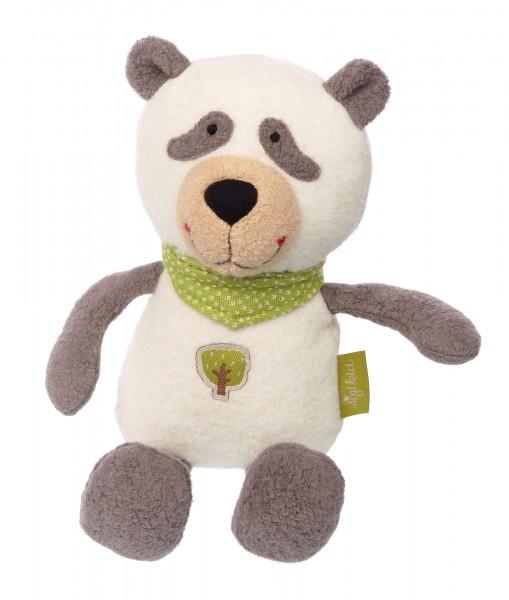 Kuscheltier Panda Green
