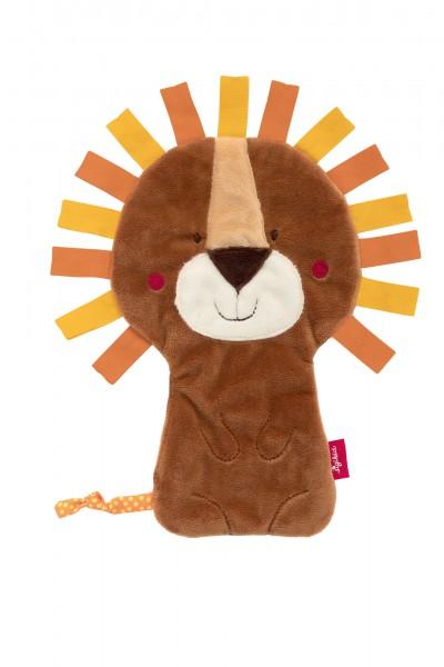 Zipfel-Schnuffeltuch Löwe