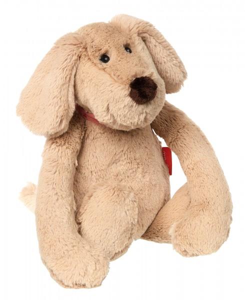 Kuscheltier Hund mit extra langen Armen