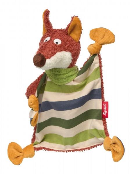Schnuffeltuch Fuchs Fudallo Fox