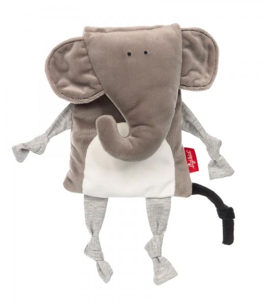 Schnuffeltuch Elefant Urban B.