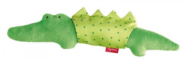 Greifling Krokodil Red Stars