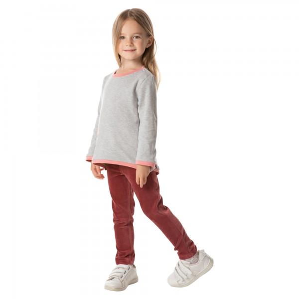 Corduory leggings for girls