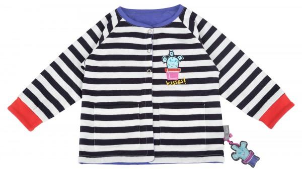 2-in-1 Babyjacke für Mädchen