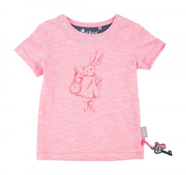 SIGIKID Rosa Sommer T-Shirt Zauberhause