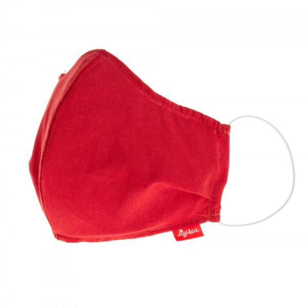 Gesichtsmaske Größe M - rot