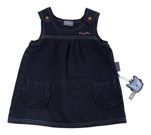 Baby Latzkleid aus Jeans