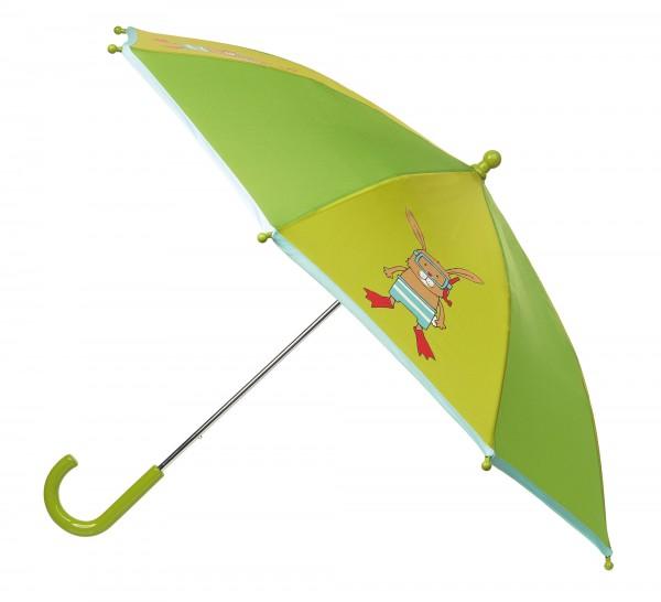 Kinder Regenschirm Hase