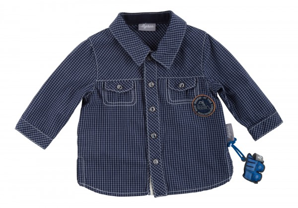 Worker Hemd für Baby Jungen