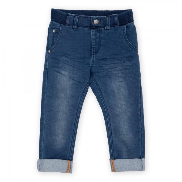 Jeans for children, adjustable, dark blue