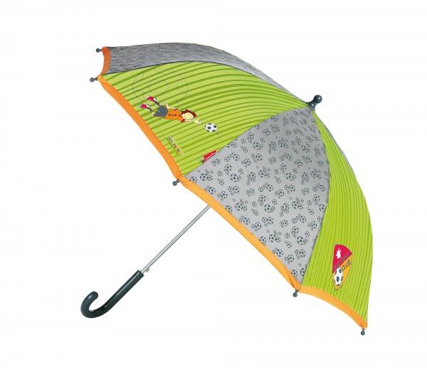 Jungen Regenschirm Fußballer Kily Keeper