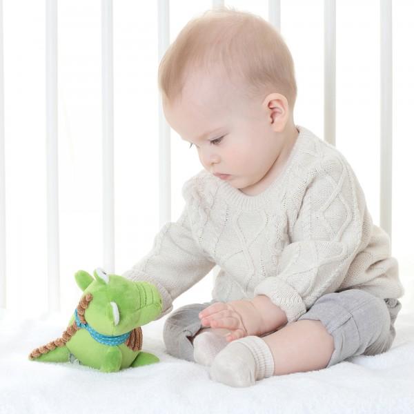 Stehauf-Krokodil Baby Activity