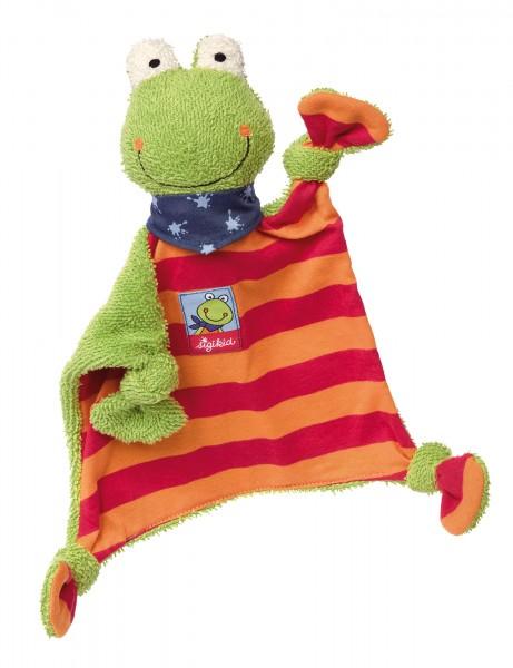 Schnuffeltuch Frosch Folunder Frog